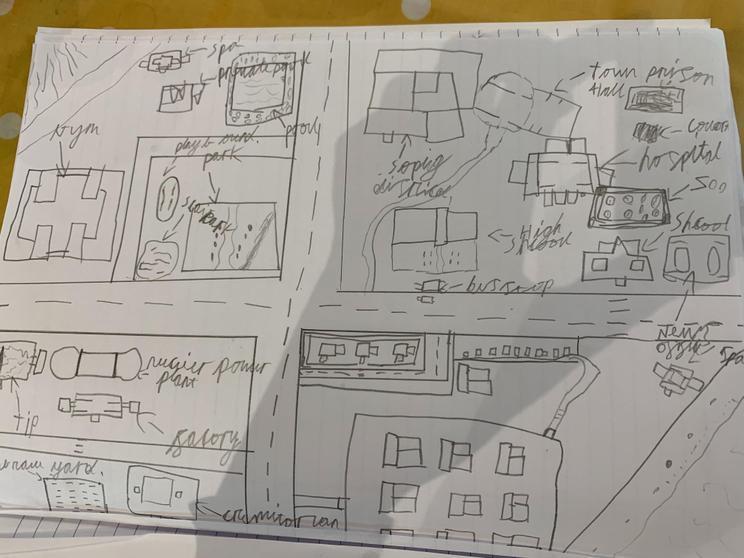 Ben's Urban Settlement