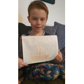 Riley's viking ship