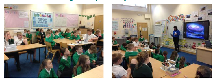 Year 5- Creation vs Science Visitor