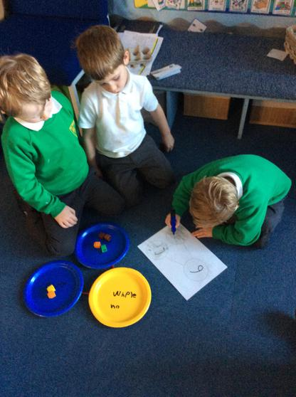 Singapore Maths in EYFS