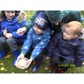 We found materials to keep the  porridge warm