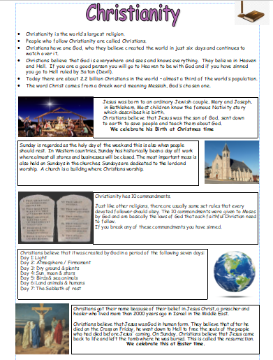 RE Factsheet by Bethany