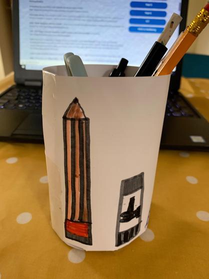 Ben's Pencil Pot