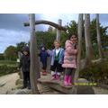 We enjoyed the playground.