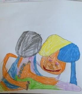 Hollie's pic of Lean on Me