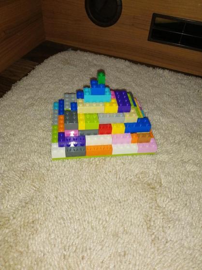 Mayan Pyramid by Amelia