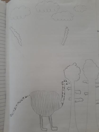 Isaac's Art Work