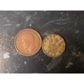 Coins form the war