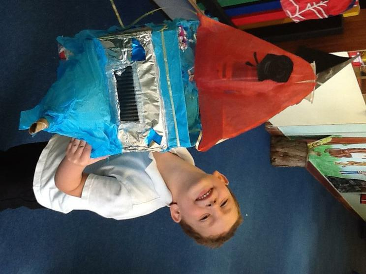 Well done Matteo for creating this pirateship!