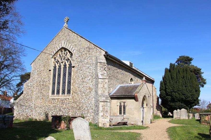 All Saints Church - Eyke