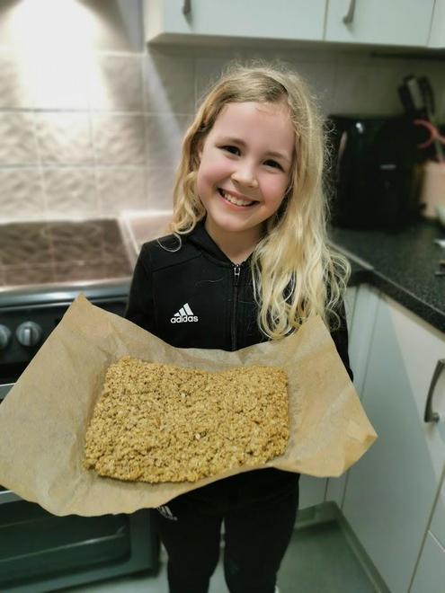 Connie - baking