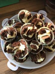 How good do these cupcakes look!