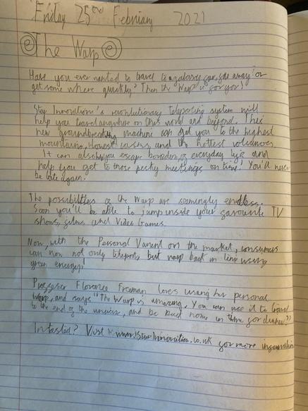 Fabulous persuasive writing - A