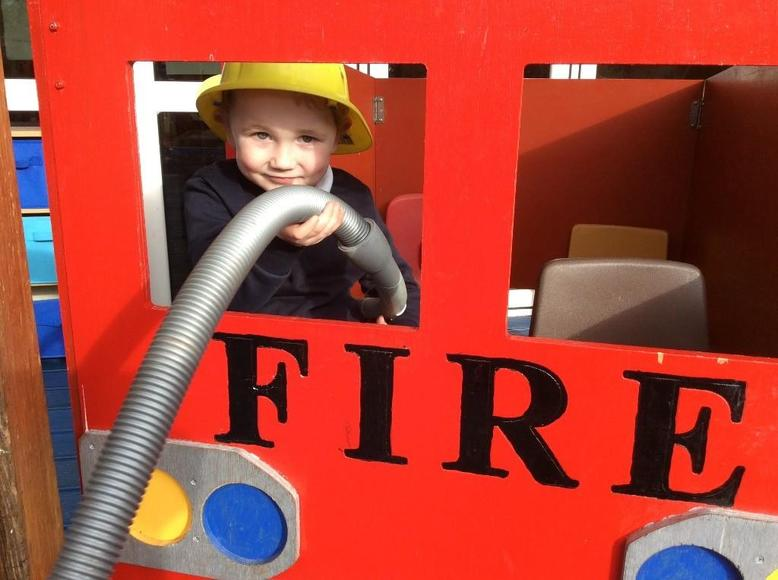 Fire Fighter Role Play