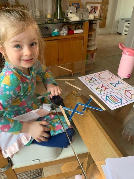 Lolly Stick Patterns