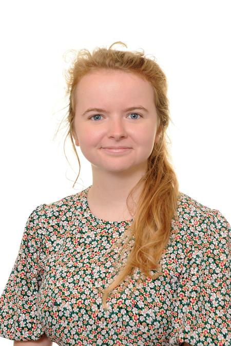 Lily Warrington - Teaching Assistant