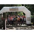 Wytham Woods 10k Race