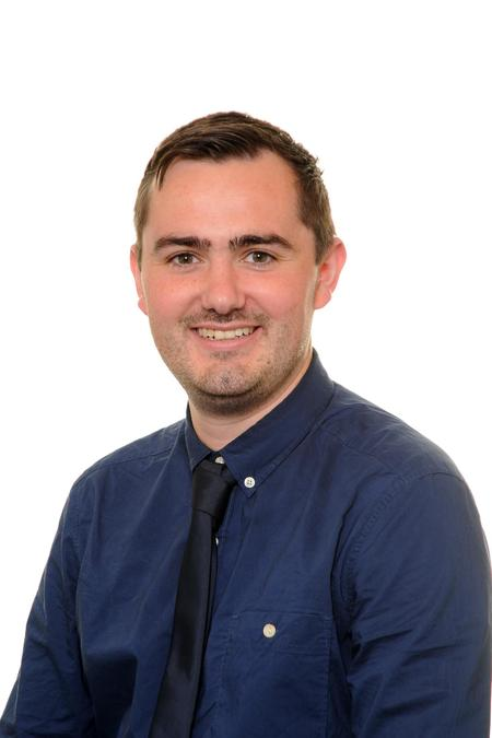 Scott Harris - Phase Lead for Years 1 & 2   Sparrow Class Teacher