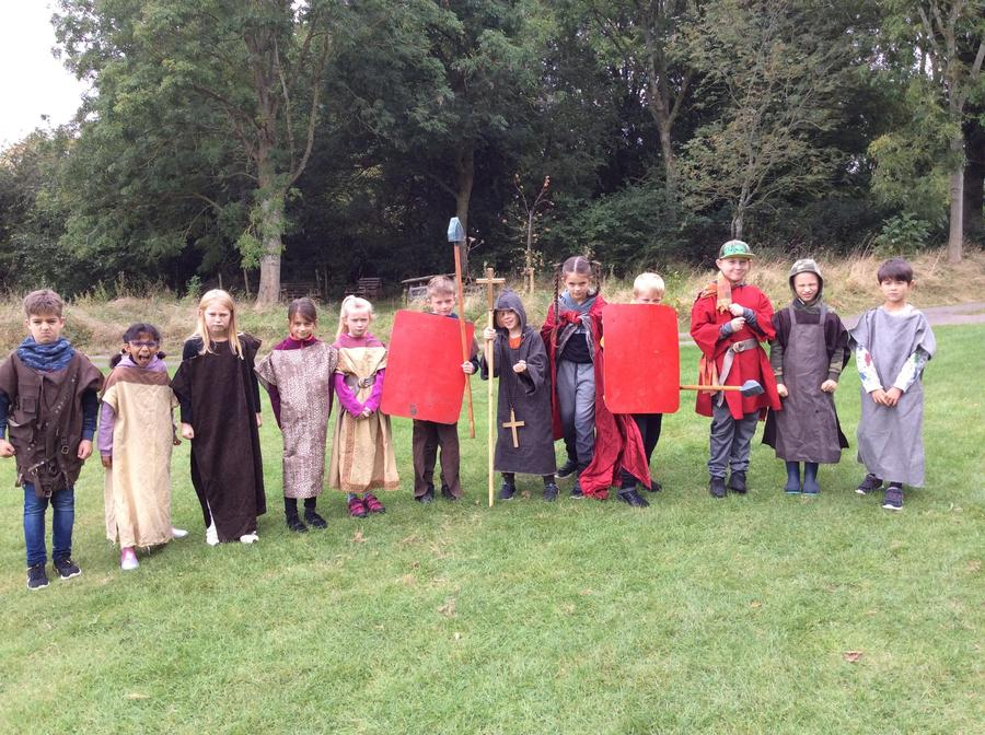 The Mighty Anglo-Saxons
