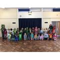 'Roarsome' costumes!
