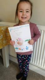 Lola's Home Learning!