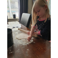 What is Harper making?
