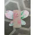 Zak's beautiful butterfly!