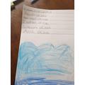 Harper's list of oceans.