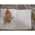 Zaks writing about space.