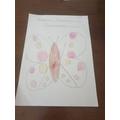 Harper's symmetrical butterfly.
