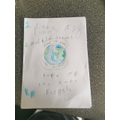 Zak's ideas for helping the Earth.
