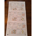 Maths Activity sheets completed!