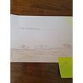 Harper's earthworm drawings.
