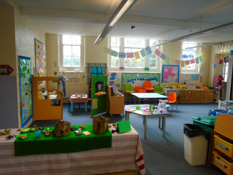 Year R Classroom