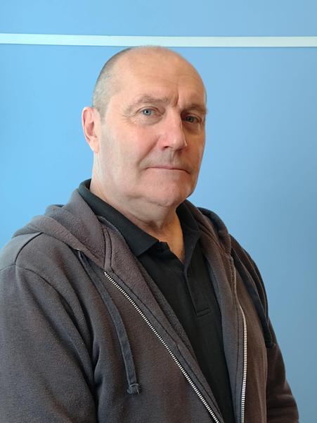 Mr Collings - Caretaker