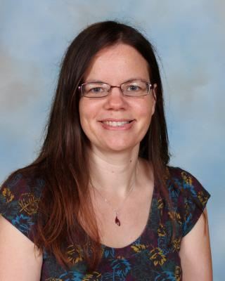 Miss Healy-Teacher & Year R Leader: Squirrel Class