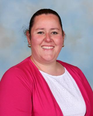 Mrs England  - Teacher Moles Class