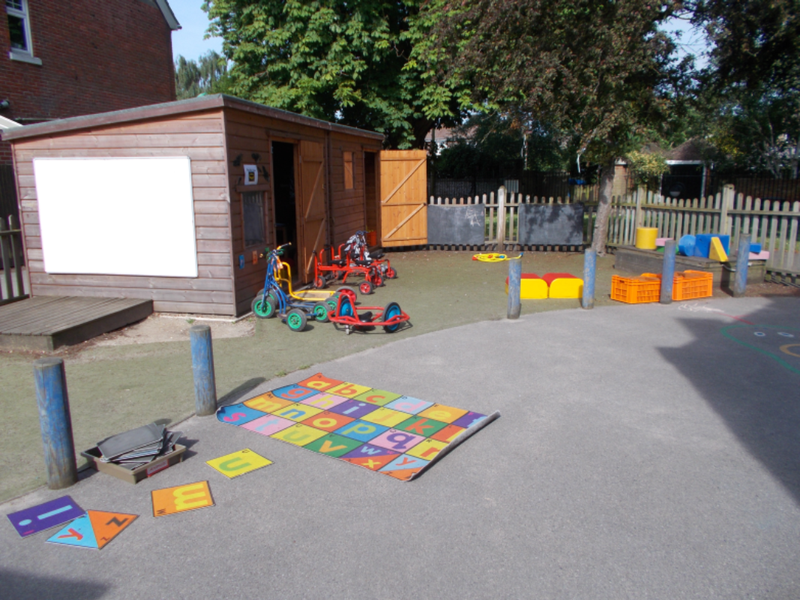 Year R Play Area