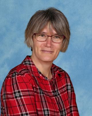 Mrs Povey - Cleaner