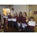 Celebration Assembly - Excellent work