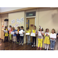 Class Celebration Certificates!
