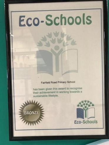 ECO Bronze Award