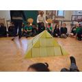 Building pyramids