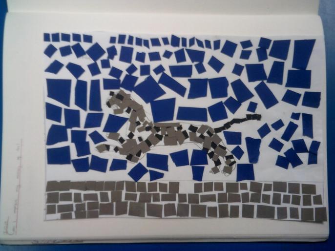Year 4 - A Roman Mosaic
