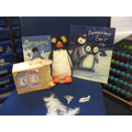 Jack the Rockhopper penguin!