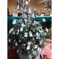 'owl' Christmas tree