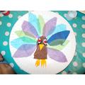 Tissue Peacock