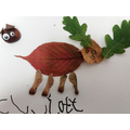 Leaf Reindeer