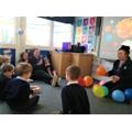Balloon Planets