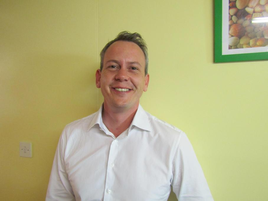 Oliver Moores, Vice Chair of Governing Board, Co-opted Governor